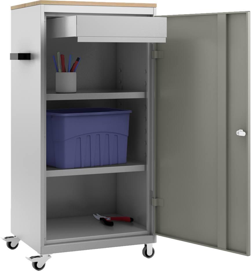 GAWELA Garderoben-/Werkstatt-/Lagereinrichtungen. Werkzeugschrank W1 ...
