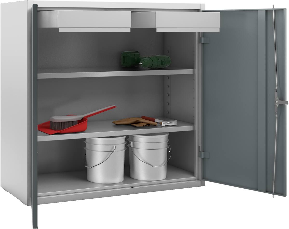 GAWELA Garderoben-/Werkstatt-/Lagereinrichtungen. Werkzeugschrank W2 ...