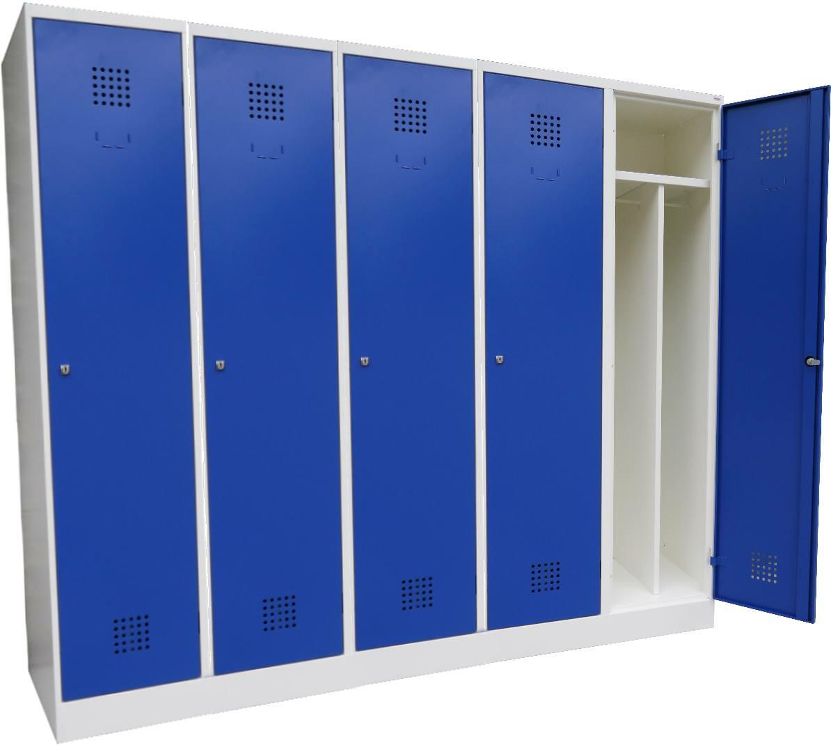 GAWELA Garderoben-/Werkstatt-/Lagereinrichtungen. Garderobenschrank ...